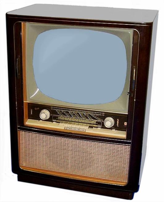 Graetz Kurfürst F371 1960 | Fernseher/Video (1960)