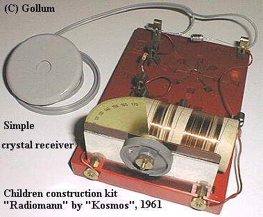 Detektorradio bausatz