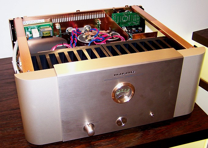 Marantz power amplifier, MA-9S2