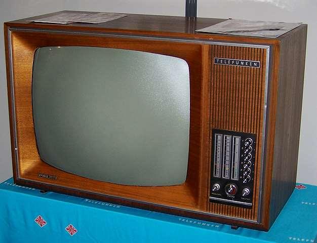 Bildergebnis für Farbfernsehen