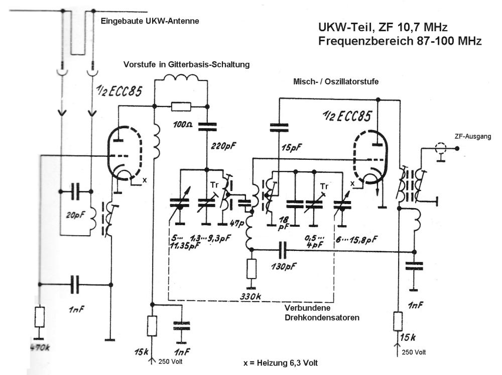KOMPENDIUM - Reparaturen 2 | Wumpus Welt der Radios