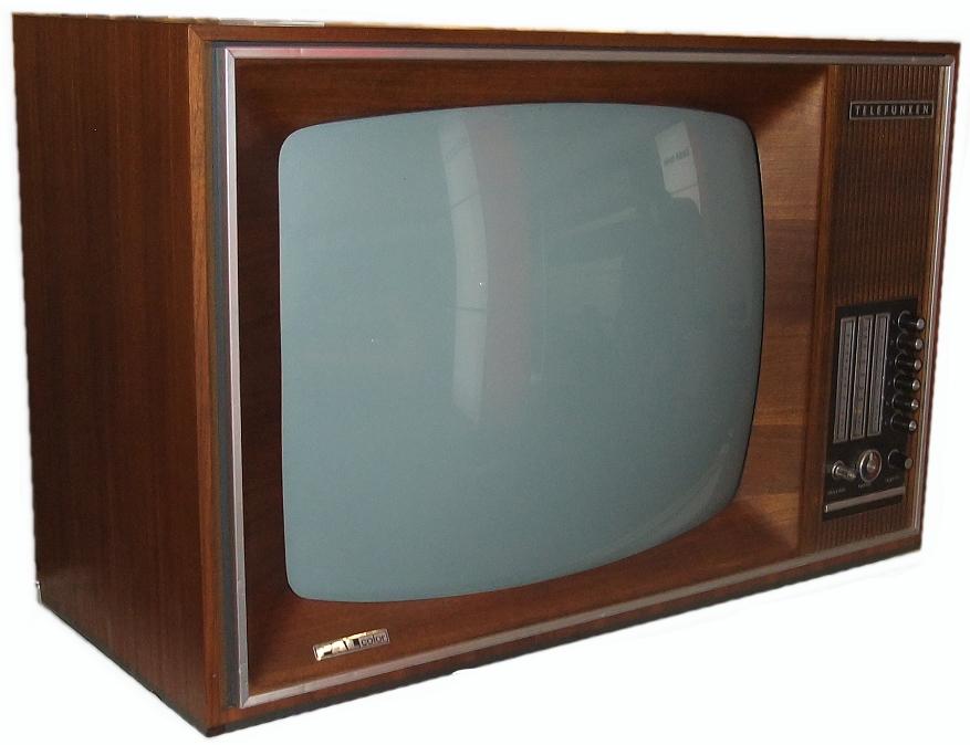 Fernseher 60er